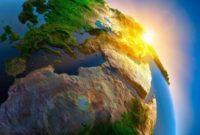 √ Teori Terbentuknya Bumi dan Tatasurya