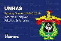 Passing Grade UNHAS Makassar 2019