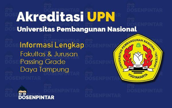 passing grade UPN