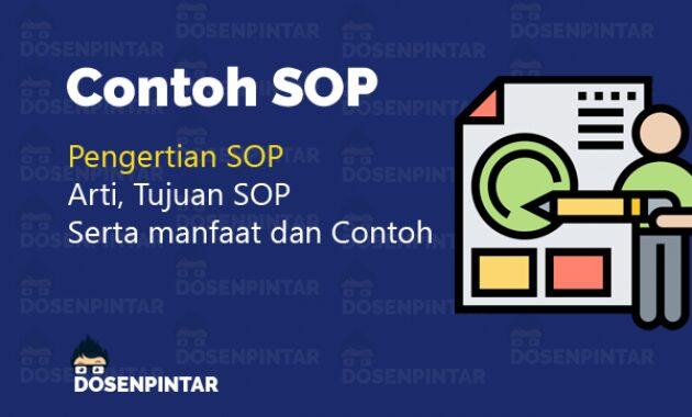 Contoh SOP