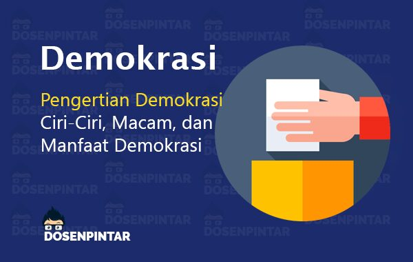 Pengertian Demokrasi