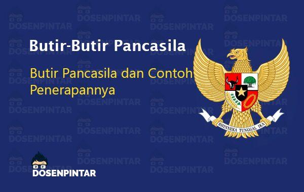 Butir Pancasila