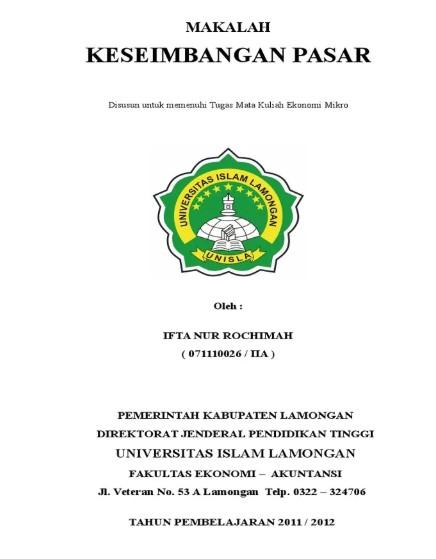 Contoh Kliping Sejarah Indonesia