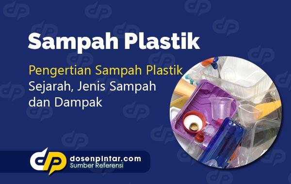 Jenis Jenis Sampah Plastik