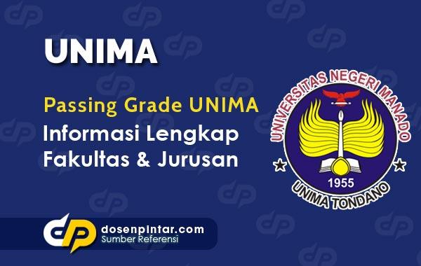 passing grade unima
