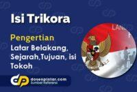 Isi Trikora