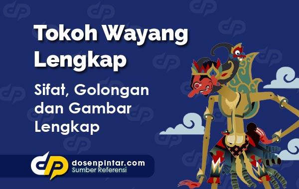 Tokoh Wayang Kulit