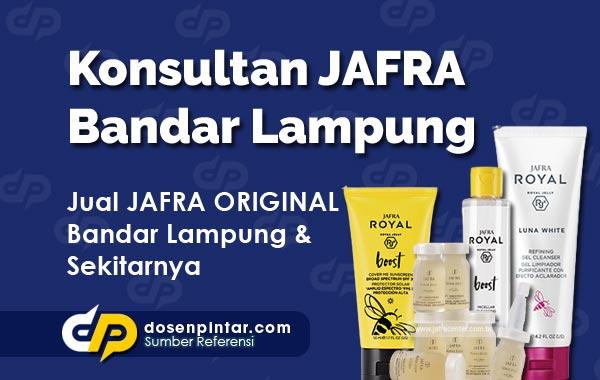 Jual JAFRA di Bandar Lampung