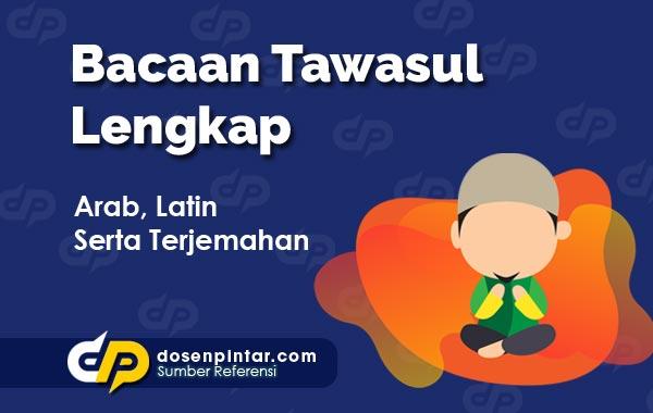 Bacaan Tawasul