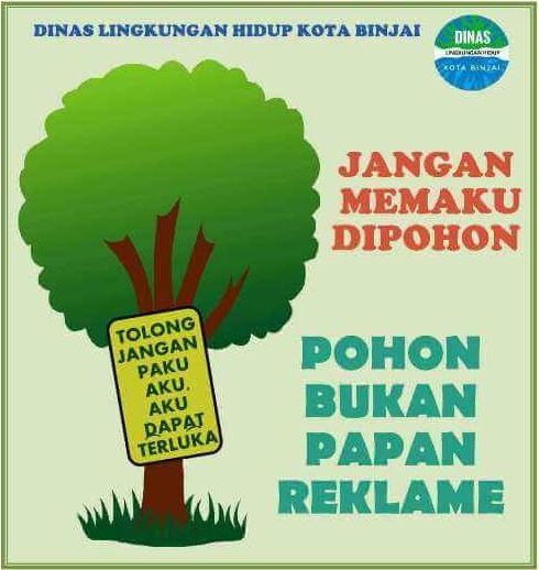 Poster Pelestarian Lingkungan
