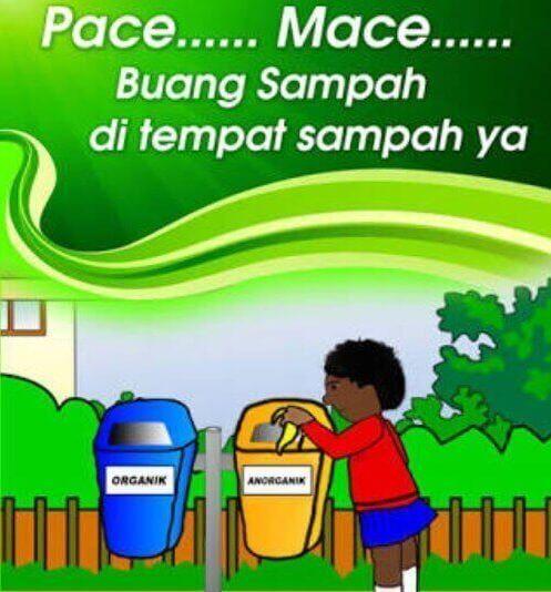Poster Peduli Lingkungan