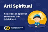 Arti Spiritual